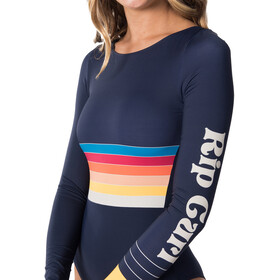 Rip Curl Keep On Surfin Combinaison Manches longues Femme, navy